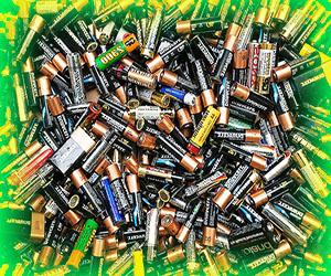 Батарейка и всё о ней