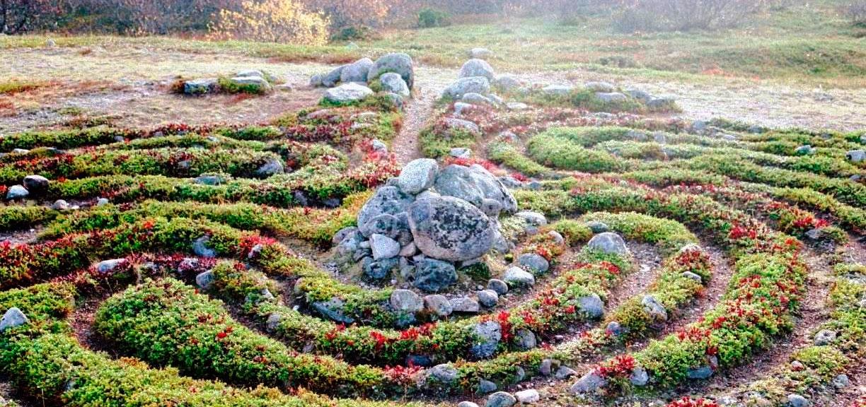 Заяцкие каменные лабиринты
