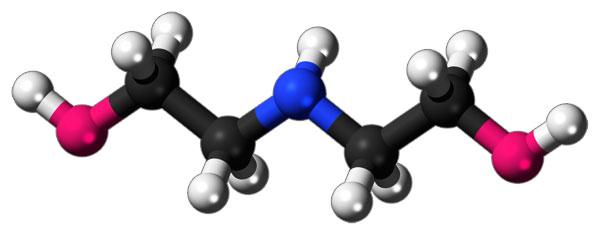 Диэтаноламин формула
