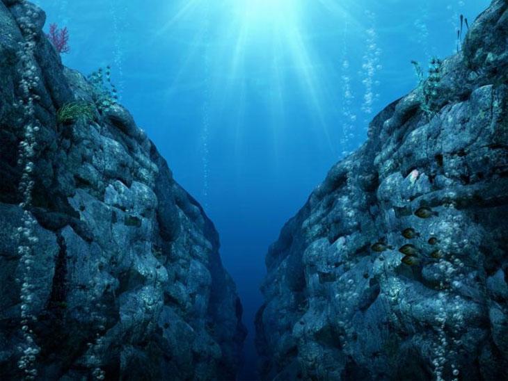 Какое самое глубокое место в океане