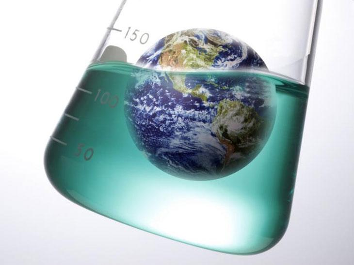 Химический состав планеты Земля