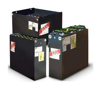 Тяговые батареи для электрических вилочных погрузчиков