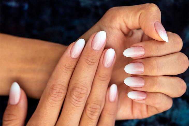 Ногти на руках растут на 3 миллиметра в месяц